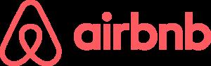 Logo AirBnB redirigeant vers la page client de By Divas Appartements Location Courte Durée